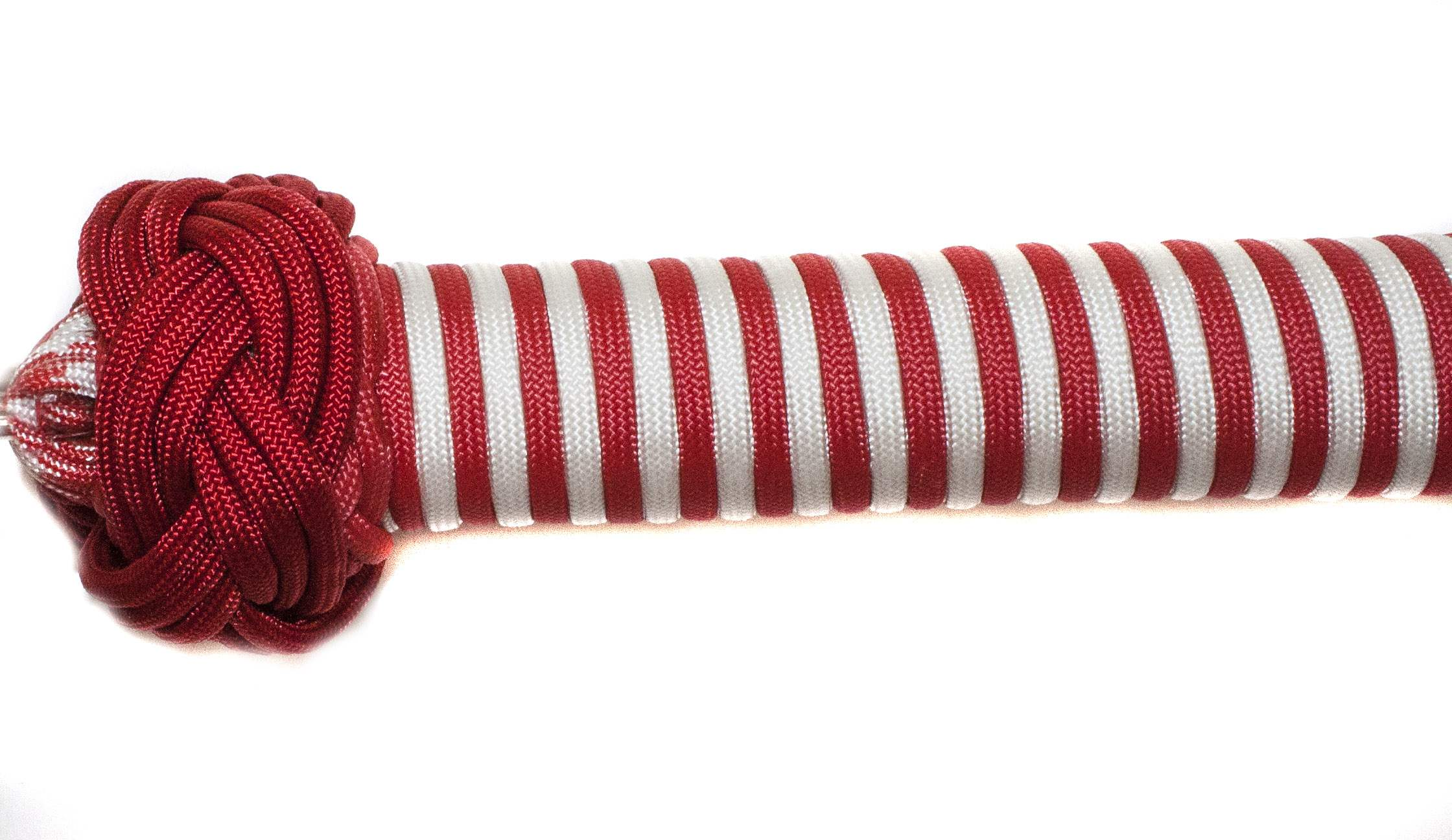 6 things you can do with a turk 39 s head knot paracord planet for Things you can do with paracord