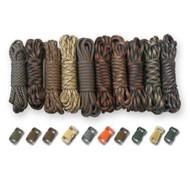 Paracord Bracelet - Camo Man Combo Kit