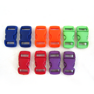 3/8 Inch Buckles (10 Pack) - Brights