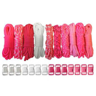 Pink Pride - Combo Kit (Paracord & Buckles)