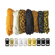 Steel Curtain - Combo Kit (Paracord & Buckles)