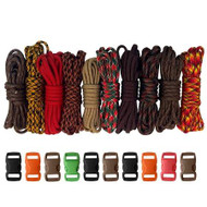 Autumn - Combo Kit (Paracord & Buckles)
