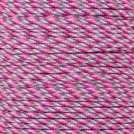 Pretty in Pink Camo - 550 Paracord