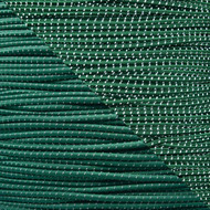 Kelly Green - 1/8 Shock Cord with Reflective Tracers