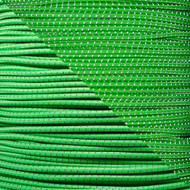 Neon Green - 1/8 Shock Cord with Reflective Tracers