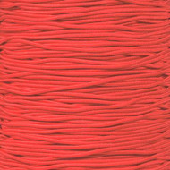 Imperial Red - 1/16 Elastic Cord