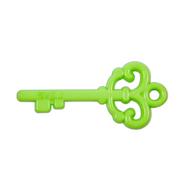 "Key ""Love"" Pendant - Green"