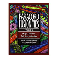 Paracord Fusion Ties - Volume 1