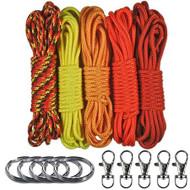Flames Lanyard & Keychain Crafting Kit