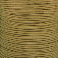 Gold 550 Paracord (7-Strand) - Spools