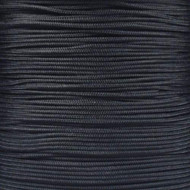 Black 95 Paracord (1-Strand) - Spools