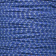 Bucky Blue Camo 275 Paracord (5-Strand) - Spools