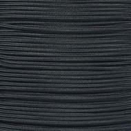 Black 275 Paracord (5-Strand) - Spools