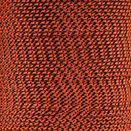 Neon Orange Camo 275 Paracord (5-Strand) - Spools