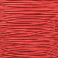 Scarlet Red 275 Paracord (5-Strand) - Spools
