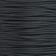 Black 325 Paracord (3-Strand) - Spools