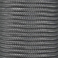 Charcoal Grey 325 Paracord (3-Strand) - Spools