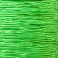 Neon Green 325 Paracord (3-Strand) - Spools