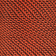 Neon Orange Camo 325 Paracord (3-Strand) - Spools