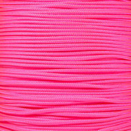 Neon Pink 325 Paracord (3-Strand) - Spools