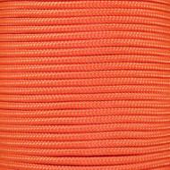 Neon Orange 425 Paracord (3-Strand)  - Spools