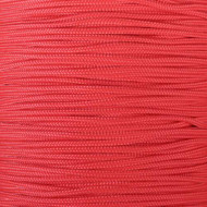 Scarlet Red 425 Paracord (3-Strand)  - Spools