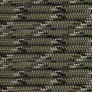 Desert Camo Pattern 750 Paracord (11-Strand) - Spools