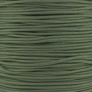 Camo Green 550 Type III MIL-C-5040H Paracord - Spools