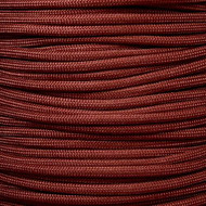 Red 550 Type III MIL-C-5040H Paracord - Spools