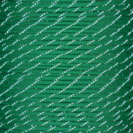 Reflective Kelly Green 550 Paracord (7-Strand) - Spools