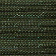 Reflective Olive Drab 550 Paracord (7-Strand) - Spools