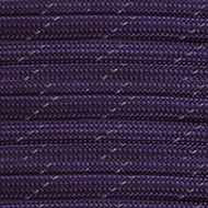 Reflective Purple 550 Paracord (7-Strand) - Spools