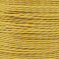 Yellow 550 Paracord (7-Strand) with Glow Tracers - Spools