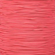 Neon Pink 1/32 Elastic Cord - Spools