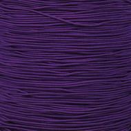 """Purple 1/32"""" Elastic Cord - Spools"""