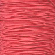 Neon Pink 1/16 Elastic Cord - Spools
