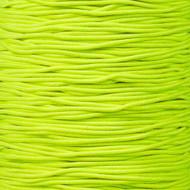 "Neon Yellow 1/16"" Elastic Cord - Spools"
