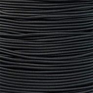 """Black 1/8"""" Shock Cord - Spools"""