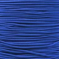 "Electric Blue 1/8"" Shock Cord - Spools"