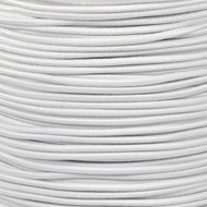 "White 1/8"" Shock Cord - Spools"