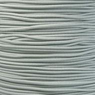 "Silver Gray 1/8"" Shock Cord - Spools"