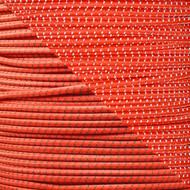 "Reflective Neon Orange 1/8"" Shock Cord - Spools"