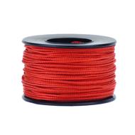 Red Micro Cord - 125 Feet