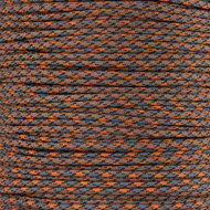 Orange & Gray Camo - 550 Paracord