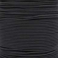 2.5mm Shock Cord Spools - Black