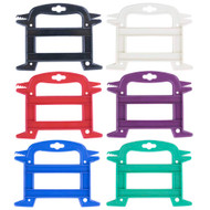Colored Line Winder Cord Organizers