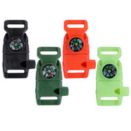 """5/8"""" Utility Buckles- Various Colors"""