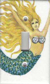 Mermaid - Blonde - Single Switch
