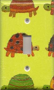 Turtles and Tortoises - Single Switch