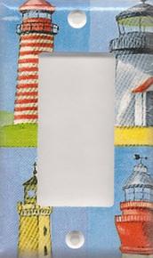 Many Lighthouses - GFI/Rocker